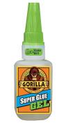 Gorilla 4044400 15g Superglue Gel - Clear Pack of 3