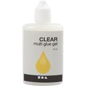 Clear - Multi Glue Gel, 27ml