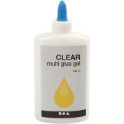 Clear - Multi Glue Gel, 236ml