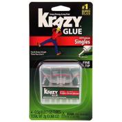 Krazy Glue(R) All-Purpose Singles 4/Pkg-.500ml
