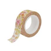 DealMux Decorative Self Adhesive Masking Washi Tape Sticky Paper Sticker 10m