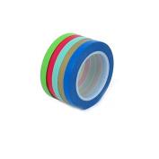 DealMux 5 PCS DIY Paper Sticker Decorative Washi Tape 10m Assorted Colour