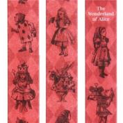 cute red Alice in Wonderland deco tape sticky tape by Mind Wave
