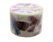 Aimez Le Style Primaute Collection New Spectacular Butterfly Design Washi Masking Deco Tape Wide.