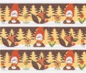 Little Red Riding Hood forest Washi Masking Tape deco tape Shinzi Katoh Japan