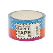 Rico Parcel Tape Blue