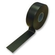 Black Electrical PVC Insulation Insulating Tape 19mm Wide x 20 Metres