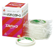 MDLP-12 12 Maki enters NICHIBAN mending mending tape Shinji El pack 12mm x 30M large volume