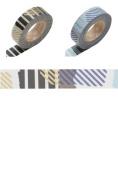 Masking Tape in Double Deco, tsugihagi AXB