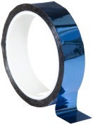 ProTapes/Permacel Pro-Sheen 24mmx36 yard Metalised Tape - Blue