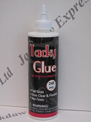 White Tacky Glue 240ml x 1 Arts Crafts Cardmaking Scrapbooking (Dries Clear) AM555