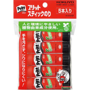 Data-310-5P to be able to put to pack regular size cloth hanging Kokuyo Pritt glue stick