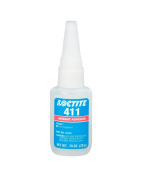 Loctite 442-41145 20Gm Prism 411 Clear Toughened Instant Adhesive