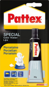 Pattex 1471989 Special Adhesive For Porcelain, Black/White, 30 g