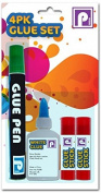 Pennine Glue Kit (Pack of 4)
