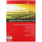 Artist Watercolour Pad