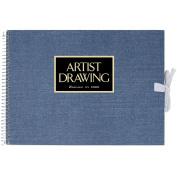 ARTIST MEDALLION F1 Sketchbook For Watercolour - Blue