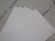 40 x PREMIUM Watercolour Card Smooth (Textured) 300gsm 130 x 210mm AM811