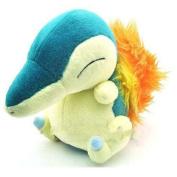 """Pokemon 6.5"""" 16CM Soft Stuffed Plush Toy Doll Plushie Pokedoll Cyndaquil."""