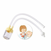 COFCO Baby Nasal Aspirator - Snot Sucker for Removing Mucus Gently with Soft Silicate Tip - Catgestiat Relief-Colour Rwithom