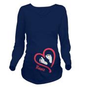 hibote Casual Maternity Clothing Maternity Long Sleeve Tshirt