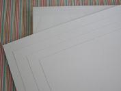 20 x A4 Watercolour Card Premium White 300gsm AM534