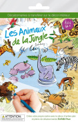 Children's 'Animals of the Jungle – Screens + Sheet Decor