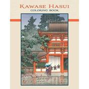 Kawase Hasui Japanese Colouring Book