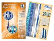 Ursus 4008525145837 Design Strip Paper Balls Frozen