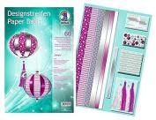 Ursus 4008525145820 Design Strip Paper Balls Delight