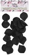 Black Wedding petals 150pk