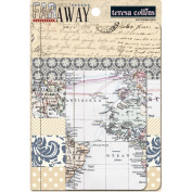 Far and Away Teresa Collins Designs Notebooks