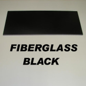 4.0 mm Plate QSF FR4 Panel 1000 x 500 mm Bowl Size Approx Tough Woven Black Replacement for Carboxylic
