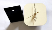 Blank MDF Square Clock for Sublimation Heat Press Sublimation 110873
