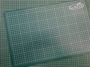 A2 Cutting Mat - Non Slip Self Healing with Grid Lines