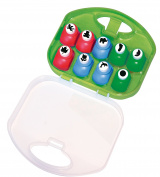 Playbox 9-Piece Craft Punch Set, Multi-Colour