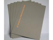 15 x A5 Greyboard Craft Card 1000mic 1mm