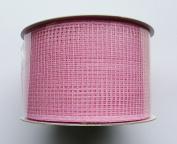 Eleganza Light No.21 Deco Mesh, Pink, 63 mm x 10 m