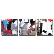 actua-concept af1031150cct Painting Canvas Multi-Coloured 55x55x12 cm