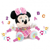 Disney Clementoni Minnie Mouse Talking Plush