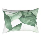 beiguoxia Rectangle Animal Flower Cushion Cover Throw Pillow Case Sofa Room Bed Decor