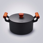 SDS-COM 22Cm Old Wok Soup Pot Soup Cooking Noodles