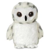 Flopsie Snowy Barn Owl Soft Plush Toy (One Size)