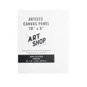 Artists 100% Cotton Canvas Panel for Oil & Acrylic Painting 25cm x 20cm