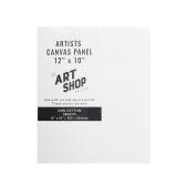 Artists 100% Cotton Canvas Panel for Oil & Acrylic Painting 30cm x 25cm