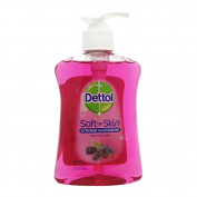 Dettol Wild Berries Liquid Soap 250ml