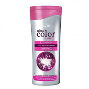 Joanna Ultra Colour System Hair Shampoo Pink Shade Blond Grey Hair 200ml