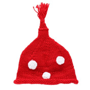 Zhuhaitf Newborn Baby Photography Props Outfits Girl Boy Crochet Knitted Hat 5251#