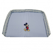 Baby Bedding Design Blue Mickey Mouse Dresser Cover