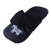 Baby Stroller Footmuff Cover Warm Sleeping Bag Carriage Pushchair Foot-cover